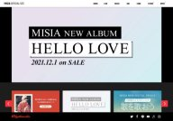 Misia Official Web House