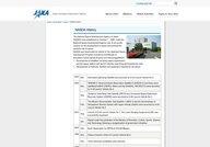 NASDA Homepage