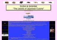 Sushi & Sashimi - Jewels of Japanese Cuisine