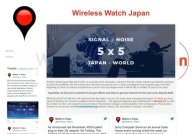 Wireless Watch Japan