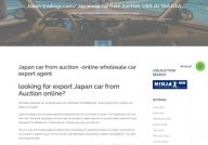 Auto Export - Used Cars from Japan