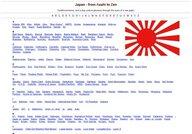 Japan - from Asahi to Zen