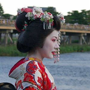 maiko from kyoto