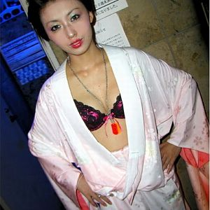 japanese clubber girl