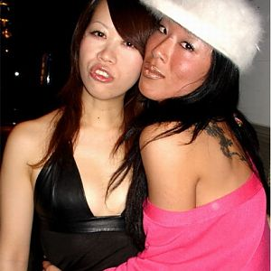 japanese clubber girl(s)