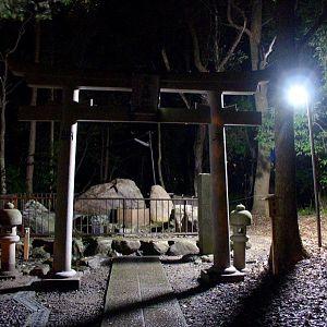 Nagaike temple