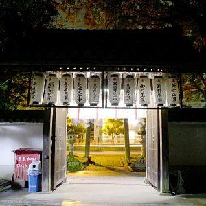 Nagaike temple 3