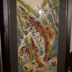Two Tigers - signature/s