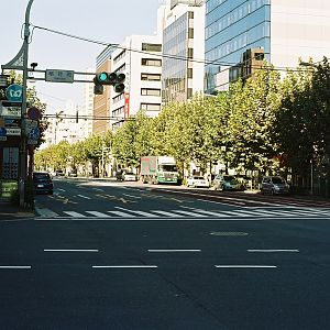Ueno intersection