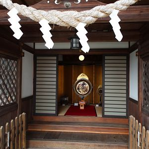 Ashikaga Orihime Shrine