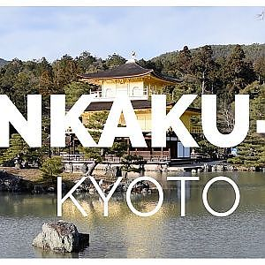 Kinkaku-ji, Kyoto - YouTube