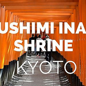 Fushimi Inari Shrine, Kyoto - YouTube