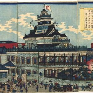 Mitsui-gumi building