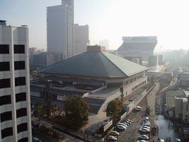 Ryōgoku Kokugikan 両国国技館