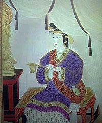 Empress Suiko (推古天皇)