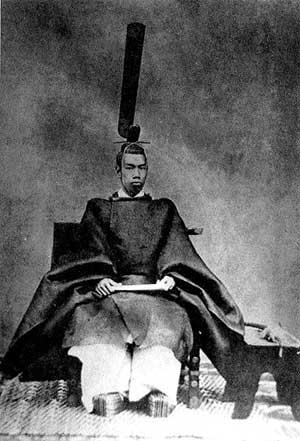 Emperor Meiji (Mutsuhito) 明治天皇