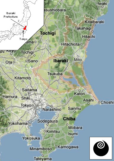 Ibaraki Japan  city pictures gallery : JREF Top Japan Portal Travel Prefectures Ibaraki Prefecture