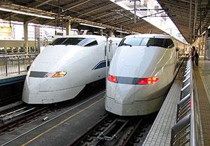 Shinkansen 300 series