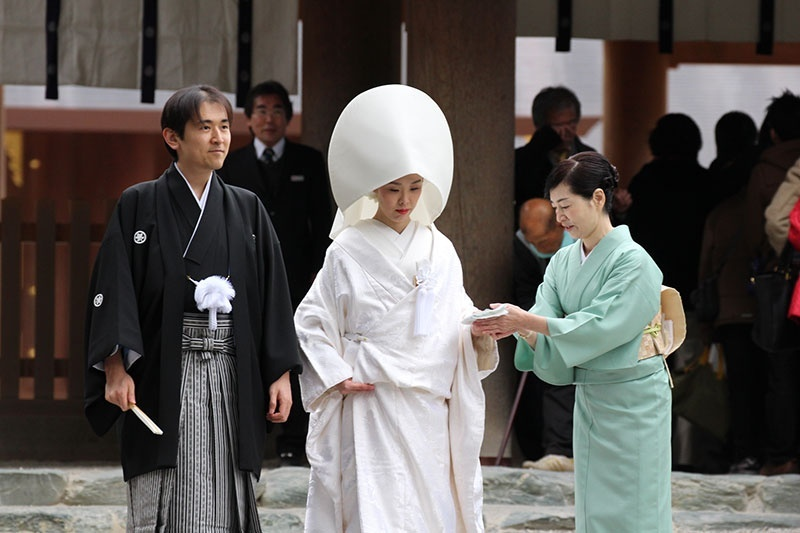 arranged marriage in japan today